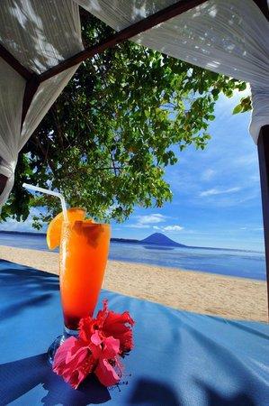 Siladen Resort & Spa: Refreshing