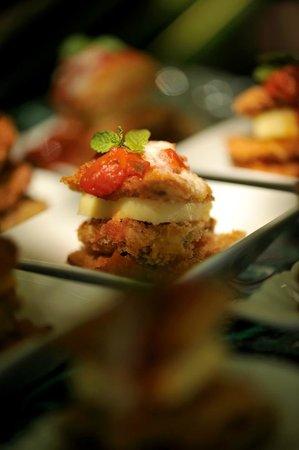 Siladen Resort & Spa: Gourmet food