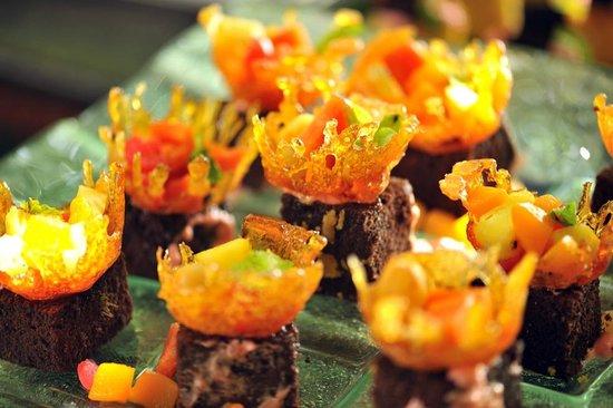 Siladen Resort & Spa: Desserts
