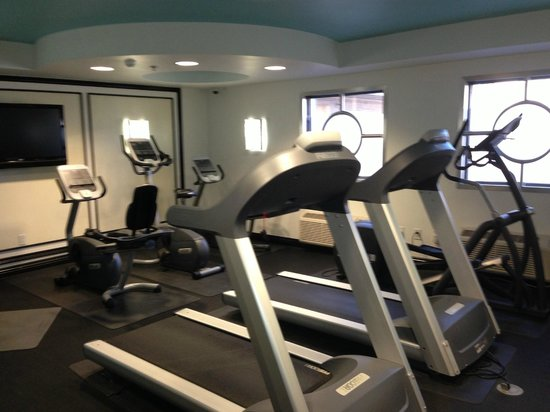 El Cortez Hotel & Casino : Fitness center in Cabanas