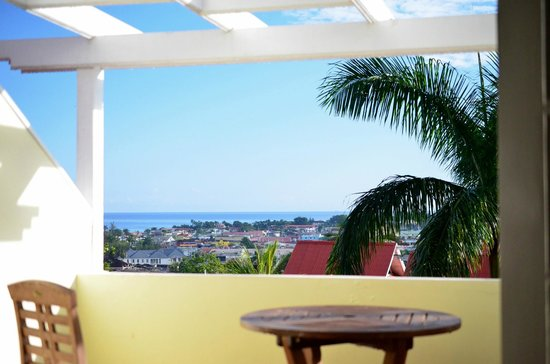 Mystic Ridge Resort:                   Balcony