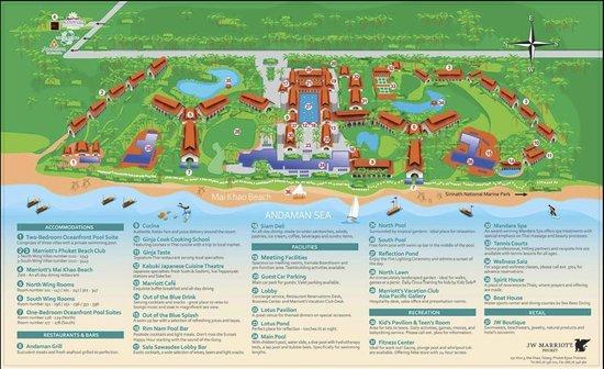 Marriotts Phuket Beach Club Mao To Resort