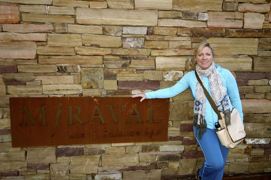 Miraval Arizona Resort & Spa:                   The Spa