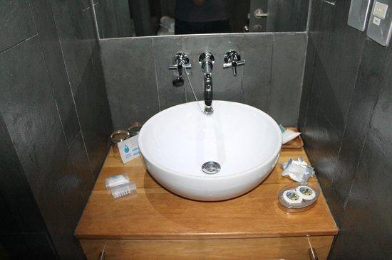 Natalino Hotel Patagonia: lavamanos