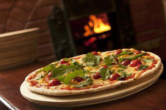 COSA NOSTRA TRATTORIA PIZZERIA: Pizza Girasole