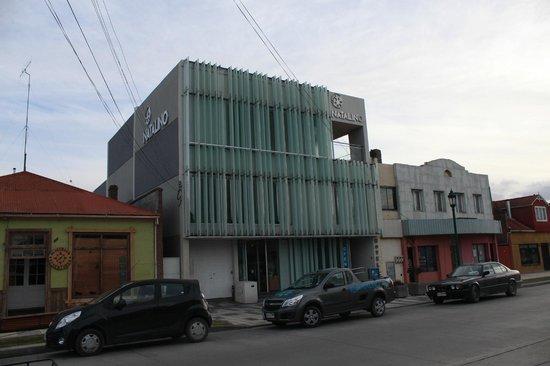 Natalino Hotel Patagonia: hotel
