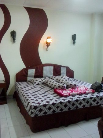 Hotel Agung Mas :                   lega
