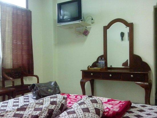 Hotel Agung Mas :                   102