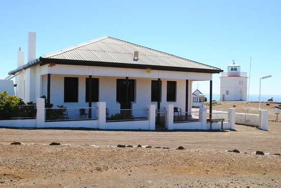Cape Borda Lighthouse Keepers Heritage Accommodation :                                                                         Accommodation