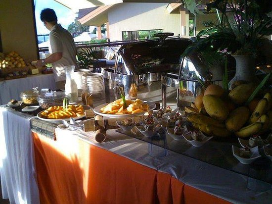 Alta Vista de Boracay:                   Breakfast buffet