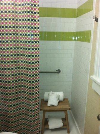هوتل إنديجو سان بيترسبرج داونتاون: Bathroom