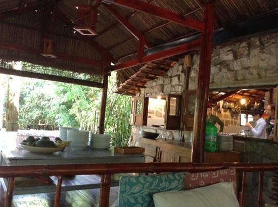 Freedomland Phu Quoc Resort:                   la cocina