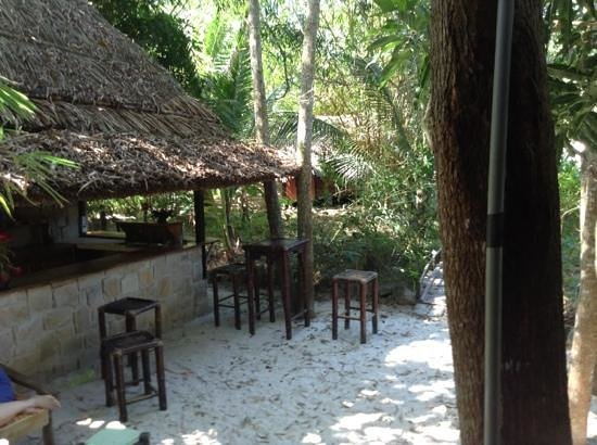 Freedomland Phu Quoc Resort:                   rita cafe