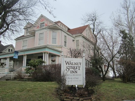 ‪‪Walnut Street Inn‬:                   lovely Walnut Street Inn