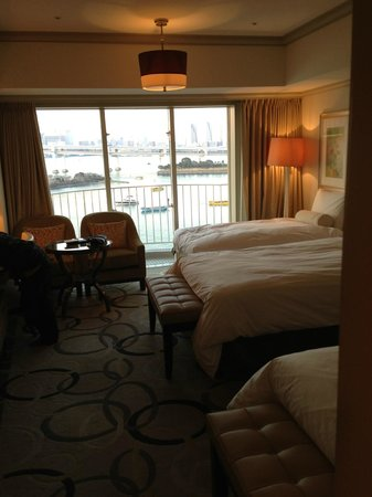 Hilton Tokyo Odaiba:                   Room with 1 additional extra bed