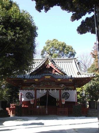 Honjo, Japonia: 拝殿