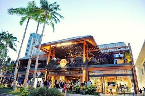 Hard Rock Cafe Waikiki Reviews