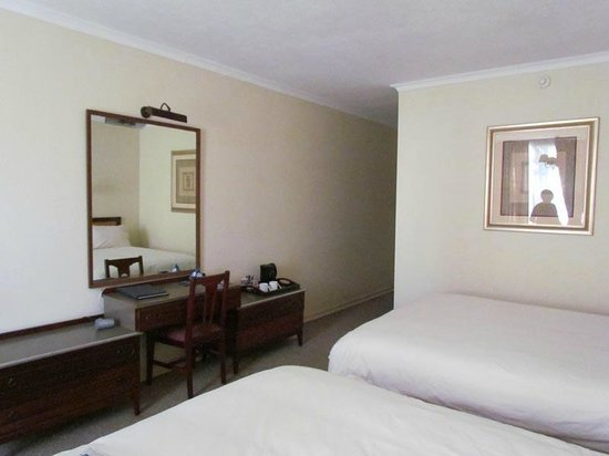 Protea Hotel Hluhluwe & Safaris: La chambre
