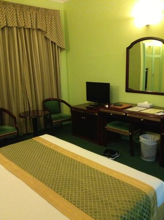 Comfort Inn Hotel: bedroom
