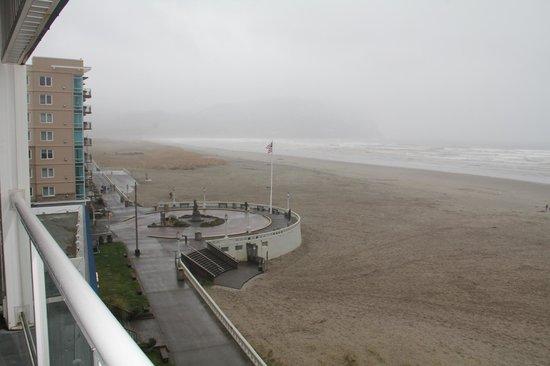 Shilo Inn Suites Hotel Seaside Oceanfront Amazing View