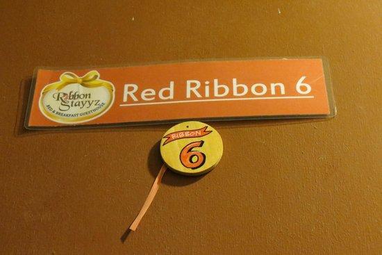 Ribbon Stayyz Bed & Breakfast Guesthouse: .