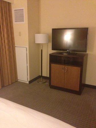 Homewood Suites University City:                   Bedroom