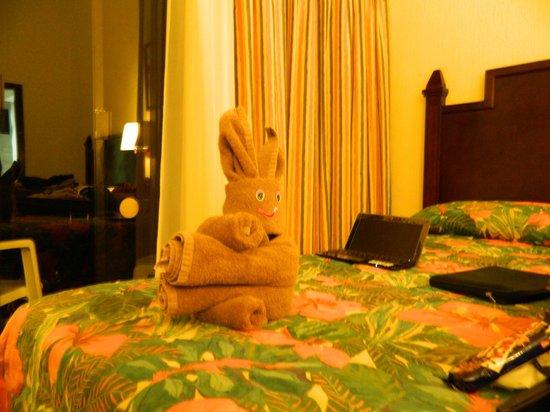 Hotel Riu Lupita:                   cuarto