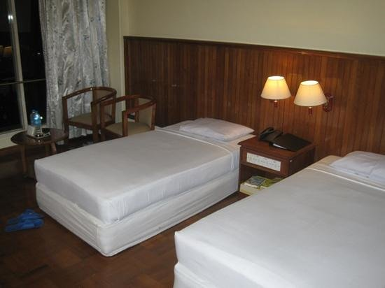 Myanmar Panda Hotel: Room 608