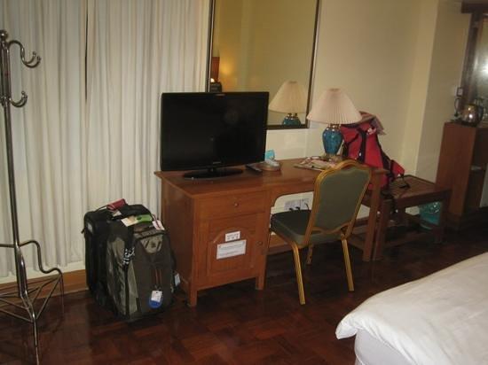 Myanmar Panda Hotel: room 813