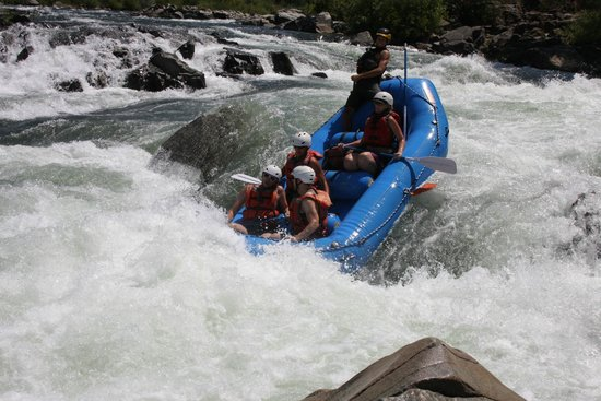 American Whitewater Expeditions:                   So much Excitement and a lot of fun!!