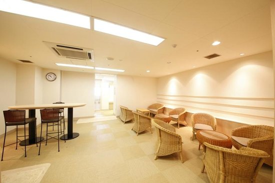 Yunokawa Prince Hotel Nagisatei: Public bath (for women)