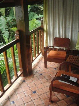 琅勃拉邦樂庭別墅照片