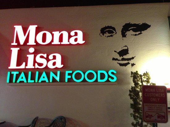Mona Lisa Restaurant San Diego