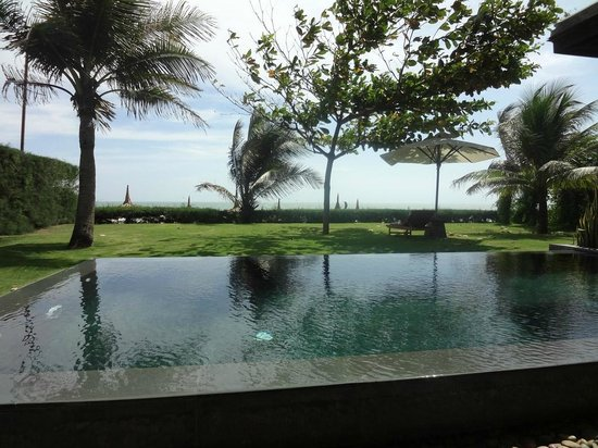 Anantara Mui Ne Resort:                   Pool belonging to Rm 603