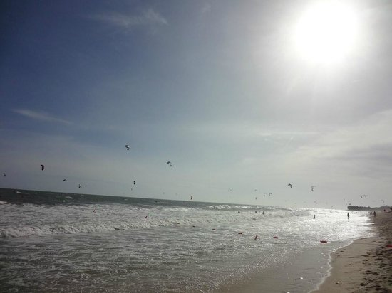 Anantara Mui Ne Resort:                   Anantara beach front