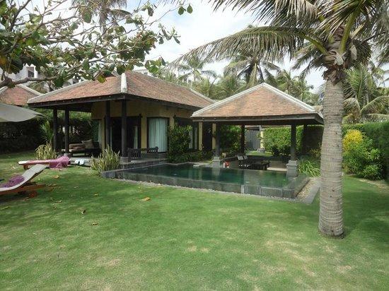 Anantara Mui Ne Resort:                   Rm 603 from the beach