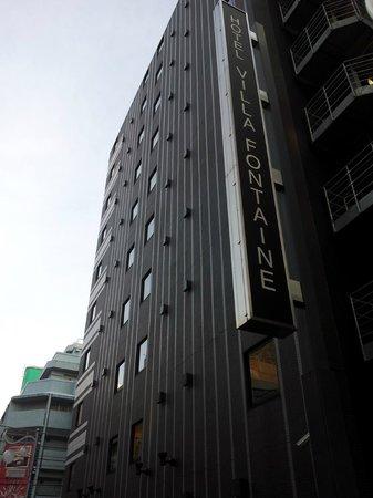 Hotel Villa Fontaine Tokyo-Shinjuku:                   Exterior
