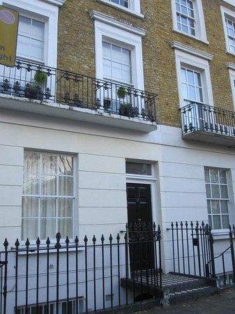 Apartment 17 Entrance