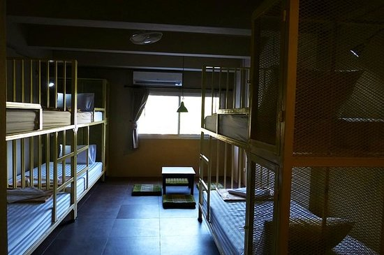 Non La Mer Hostel: Dorm Room (Fan Room avai. 24 hrs. , Air Conditioned Room service from 20.00 - 10.00 only ))