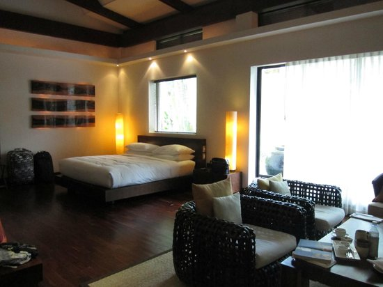 Abaca Boutique Resort: our home away from home
