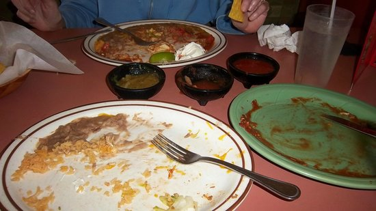 Pueblo Viejo II:                   After the meal