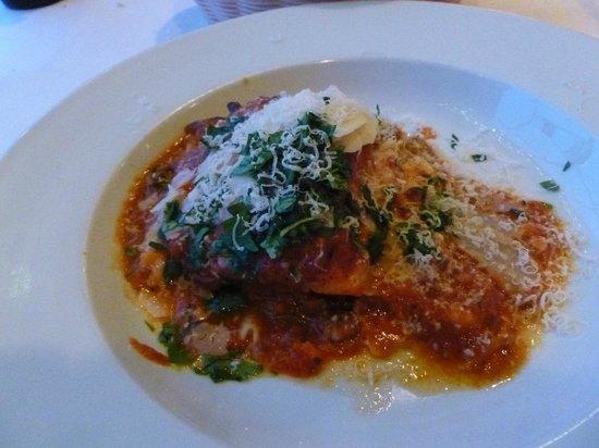 Don Antonio Trattoria: Lasagna Bolognese