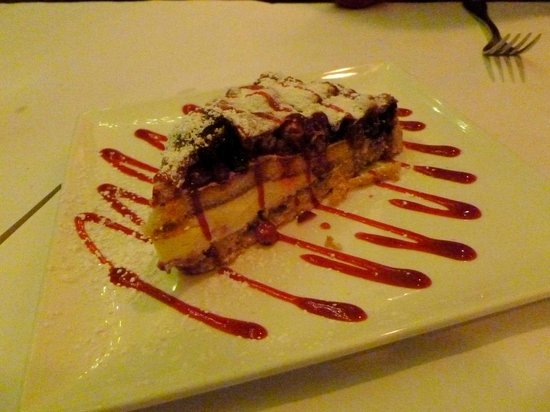 Don Antonio Trattoria: Forgot the name of the dessert but, it was divine