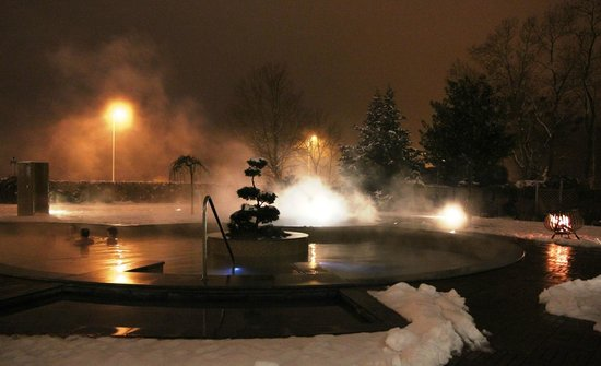 Spirit Hotel Thermal Spa:                   winter is a good season to go, few people and lovely atmosphere