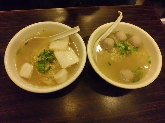 Tsuen Wan: Teochew Fish-Ball Noodle