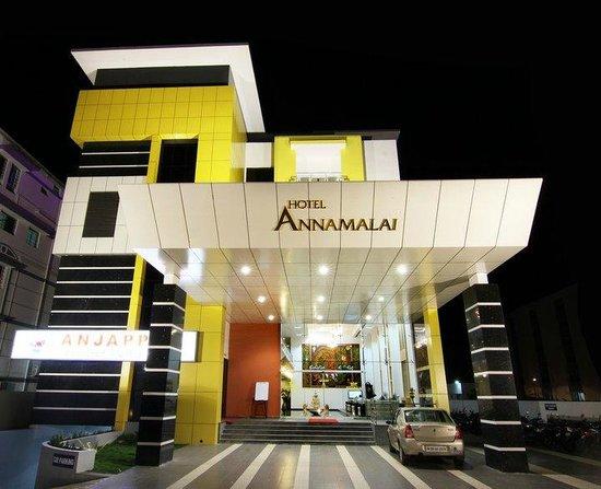 Hotel Annamalai International: Hotel Exterior-Front View