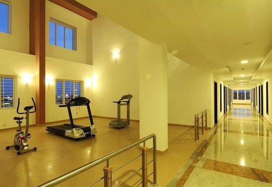 Hotel Annamalai International: Fitness Centre