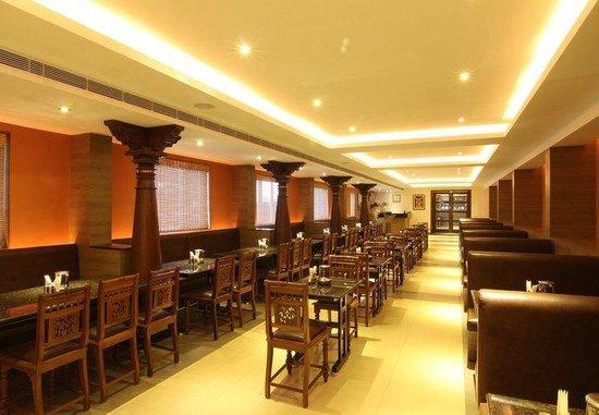Hotel Annamalai International: ANJAPPAR restaurant