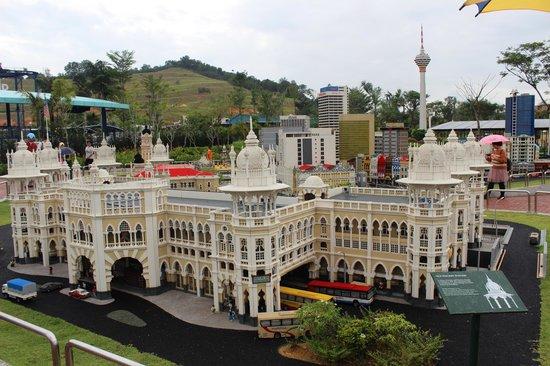 Kuala Lumpur - Picture of Legoland Malaysia, Johor Bahru ...