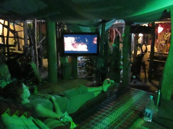 Chill Out House: movie nights